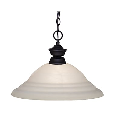 Z-Lite (100701MB-SW16) 1 Light Pendant, 16
