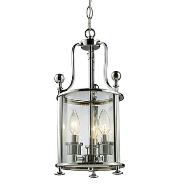 Z-Lite Wyndham (134-3) 3 Light Pendant, 8.5