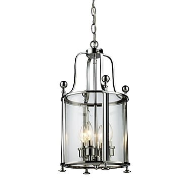 Z-Lite Wyndham (134-4) 4 Light Pendant, 11.5