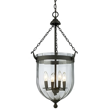 Z-Lite Warwick (140-28) 5 Light Pendant, 13.75