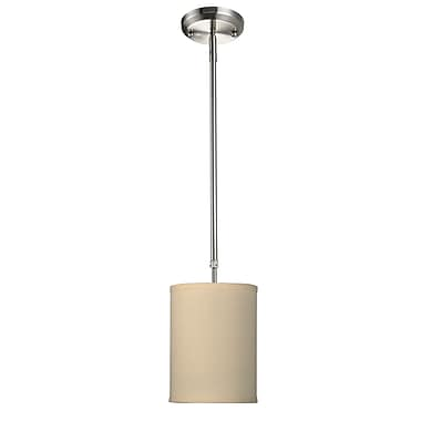 Z-Lite Albion (171-6C) 1 Light Mini Pendant, 6