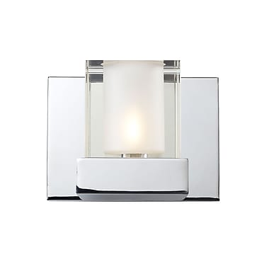 Z-Lite Aster (174-1S) 1 Light Wall Sconce, 4.53