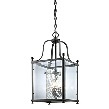 Z-Lite Fairview (177-3M) 3 Light Pendant, 11
