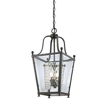 Z-Lite Ashbury (179-4) 4 Light Pendant, 15.5