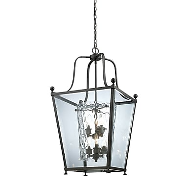Z-Lite Ashbury (179-6) 6 Light Pendant, 18.5