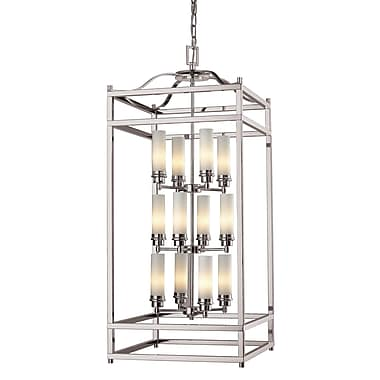 Z-Lite Altadore (182-12) 12 light Chandelier, 17.75