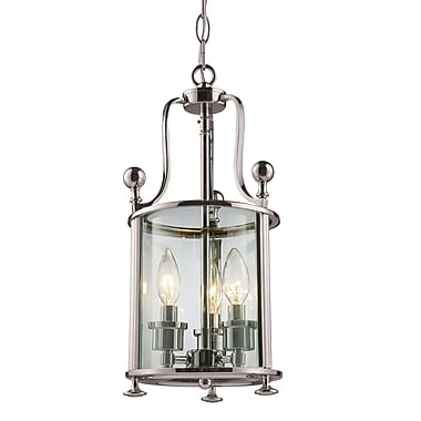 Z-Lite Wyndham (191-3) 3 Light Pendant, 8.5