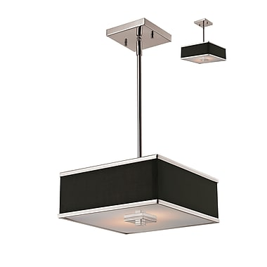 Z-Lite Rego (197-12) 2 Light Pendant, 12