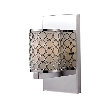 Z-Lite Synergy (199-1S) 1 Light Wall Sconce, 4.75