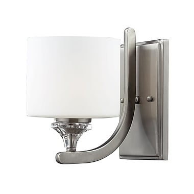 Z-Lite Avignon (2000-1S) 1 Light Wall Sconce, 9.25