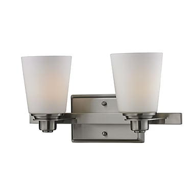 Z-Lite Nile (2100-2V) 2 Light Vanity Light, 6