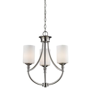 Z-Lite Cannondale (2102-3) 3 Light Chandelier, 17