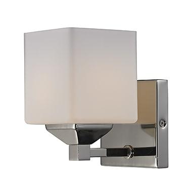 Z-Lite Quube (2105-1V) 1 Light Vanity Light, 6
