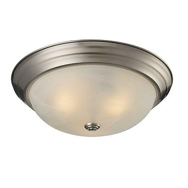 Z-Lite Athena (2110F3) 3 Light Ceiling, 15