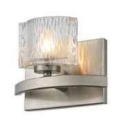 """Z-Lite Rai (3027-1V) 1 Light Vanity Light,  3.63"""" x 7.38"""" x 5.5"""""""