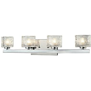 Z-Lite Rai (3028-4V) 4 Light Vanity Light, 4