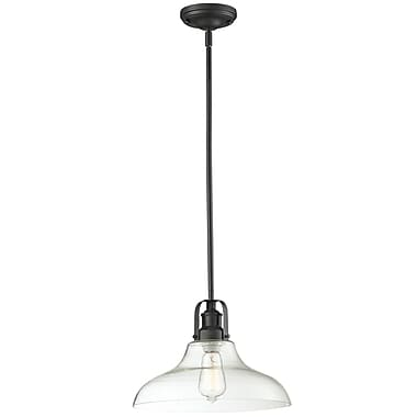 Z-Lite Forge (322-13MP-BRZ) 1 Light Pendant, 13