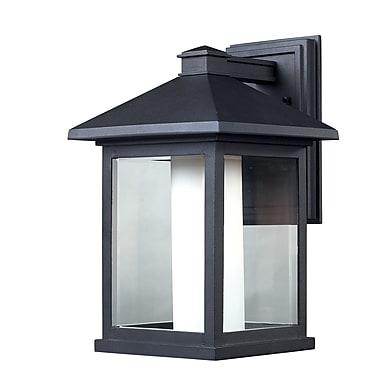 Z-Lite Mesa (523B) Outdoor Wall Light, 10.63
