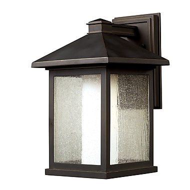 Z-Lite Mesa 524B, Outdoor Wall Light, 10.63