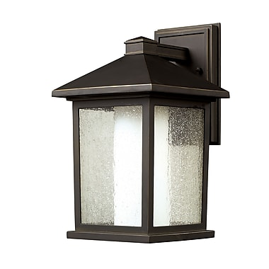 Z-Lite Mesa 524M, Outdoor Wall Light, 9.13