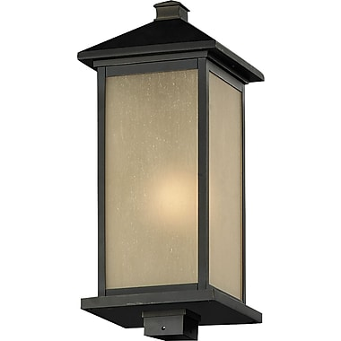 Z-Lite Vienna (548PHB-ORB) Outdoor Post Light, 9.5