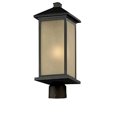 Z-Lite Vienna (548PHB-ORB-R) Outdoor Post Light, 9.5