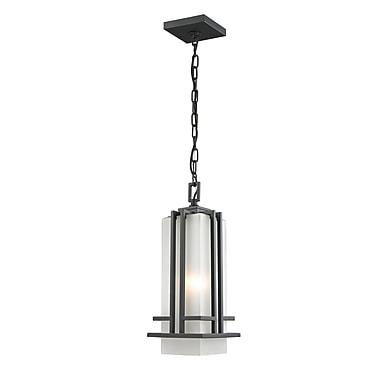Z-Lite Abbey (550CHM-ORBZ) Outdoor Chain Light, 6.63