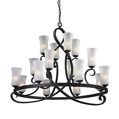 Z-Lite Arshe (603-16) 16 Light Chandelier, 42.5