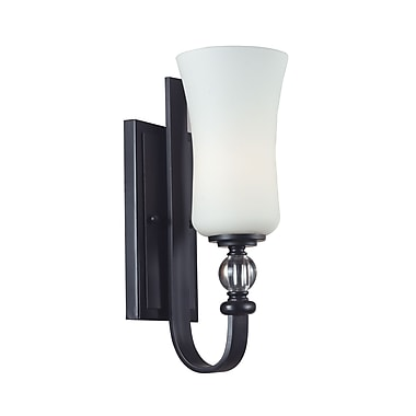 Z-Lite Harmony (604-1S) 1 Light Wall Sconce, 6.13
