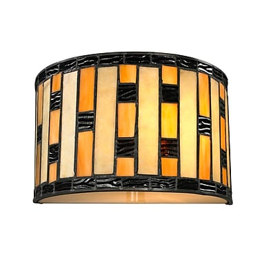 Z-Lite Raya (Z10-51WS) 1 Light Wall Sconce, 10.25