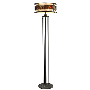 Z-Lite Milan (Z16-50FL) 3 Light Floor Lamp, 16