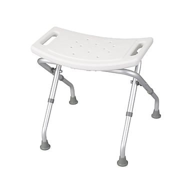 Drive Medical Folding Bath Bench, Without Backrest