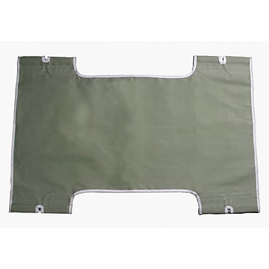Drive Medical Patient Lift Sling, Canvas, No Commode Cutout