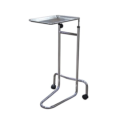 Drive Medical Double Post Mayo Instrument Stand