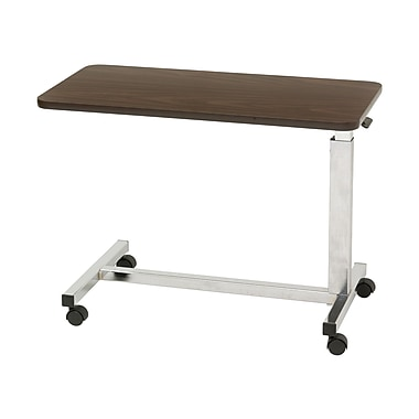 Drive Medical Low Height Overbed Table