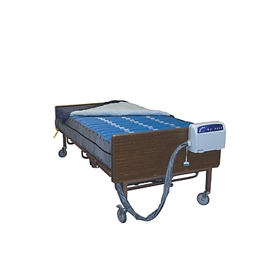 Drive Medical Med Aire Bariatric Low Air Loss Mattress Replacement System