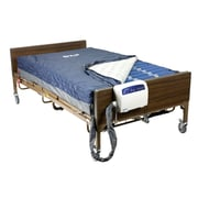 "Drive Medical Med Aire Bariatric Heavy Duty Low Air Loss Mattress Replacement System, 48"" Width"