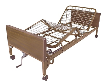 Drive Medical Semi Electric Bed, Frame Only