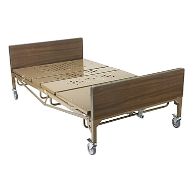 Drive Medical Full Electric Heavy Duty Bariatric Hospital Bed, Frame Only