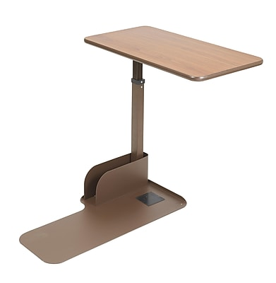 Drive Medical Seat Lift Chair Overbed Table, Left Side Table
