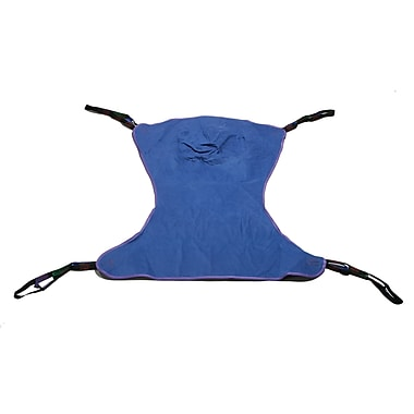 Drive Medical Full Body Patient Lift Sling, No Cutout, Large, Solid