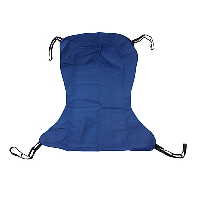 Drive Medical Full Body Patient Lift Sling, No Cutout, Extra Large
