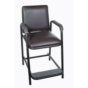 Drive Medical High Hip Chair with Padded Seat