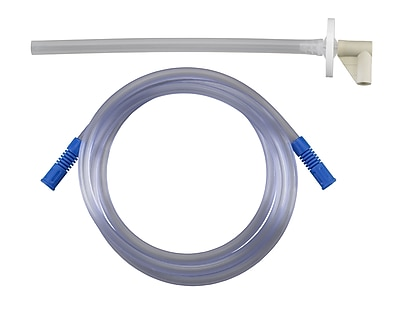 Drive Medical Universal Suction Machine Tubing and Filter Kit, Without Canister