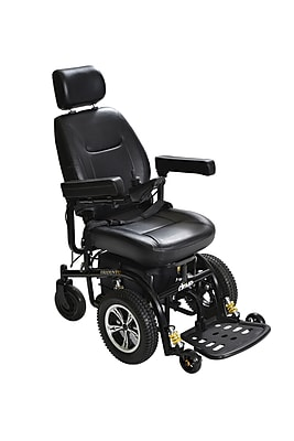 Drive Medical Trident Front Wheel Drive Power Chair, 18