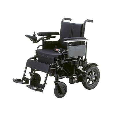 Drive Medical Cirrus Plus Folding Power Wheelchair, 16