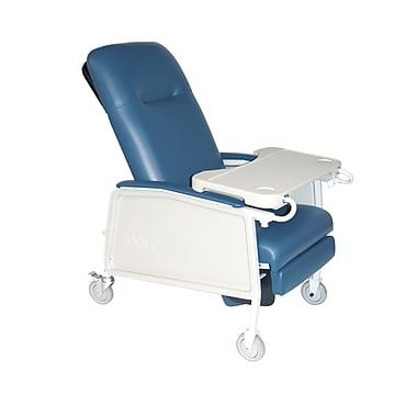Drive Medical 3 Position Heavy Duty Bariatric Geri Chair Recliner