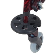 Wenzelite Non-Swivel Front Wheels for Nimbo
