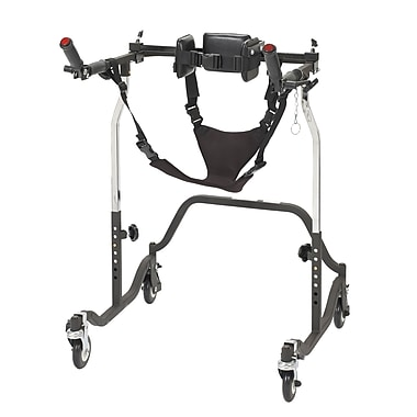Wenzelite Luminator Gait Trainer, Red, Posterior, Pediatric
