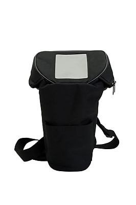 Chad Oxygen Cylinder Carry Bag, Vertical, Horizontal, Backpack
